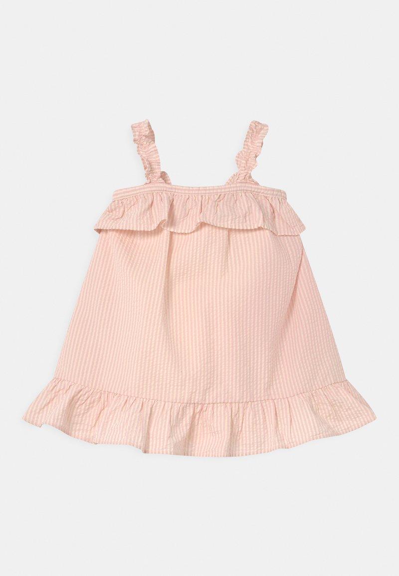 GAP - SEERSUCKER - Day dress - pure pink