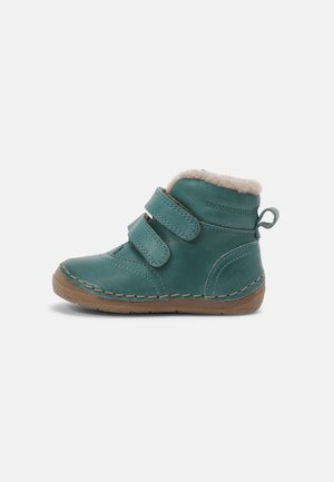 PAIX WINTER UNISEX - Classic ankle boots - petroleum