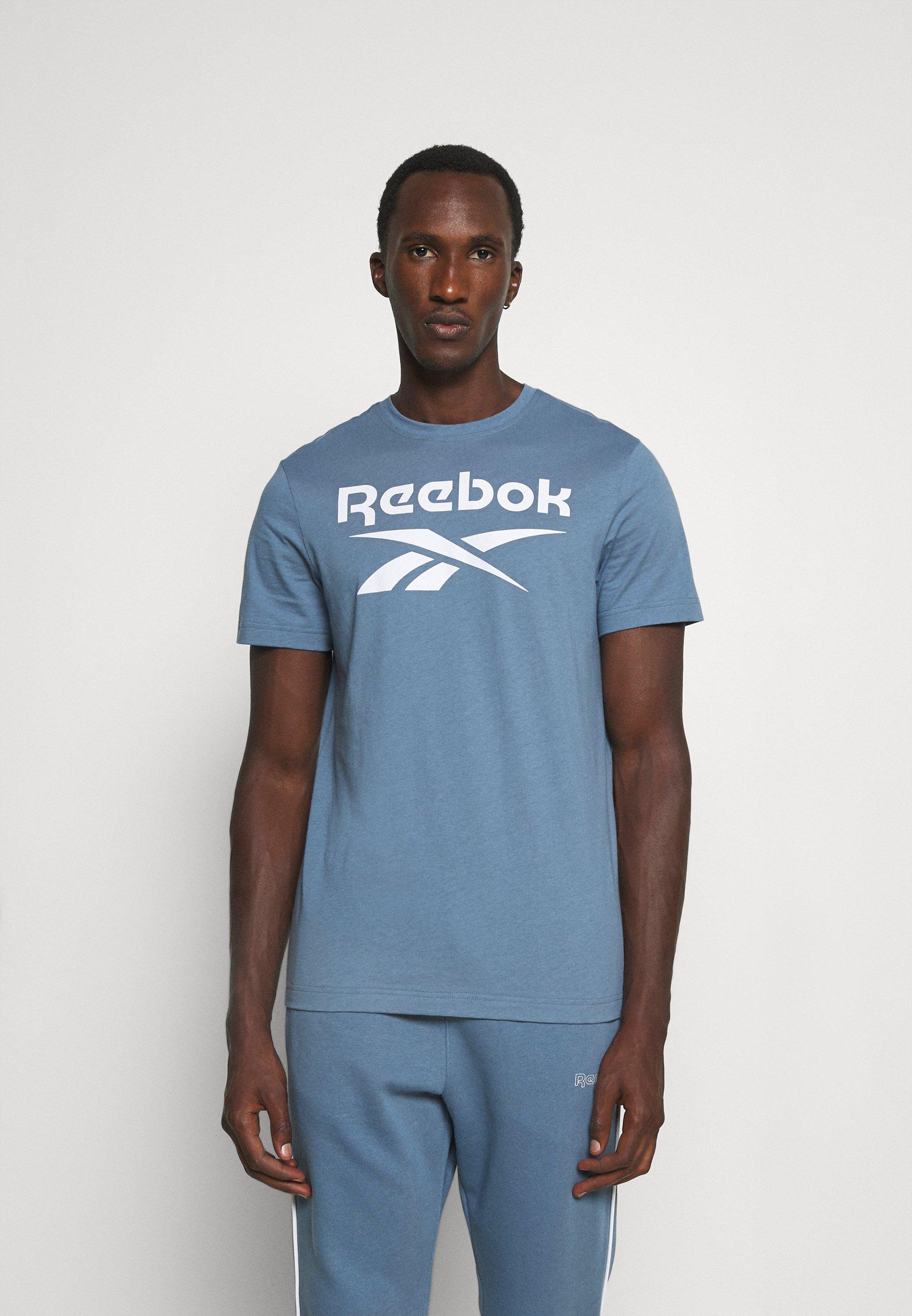 Men BIG LOGO TEE - Print T-shirt