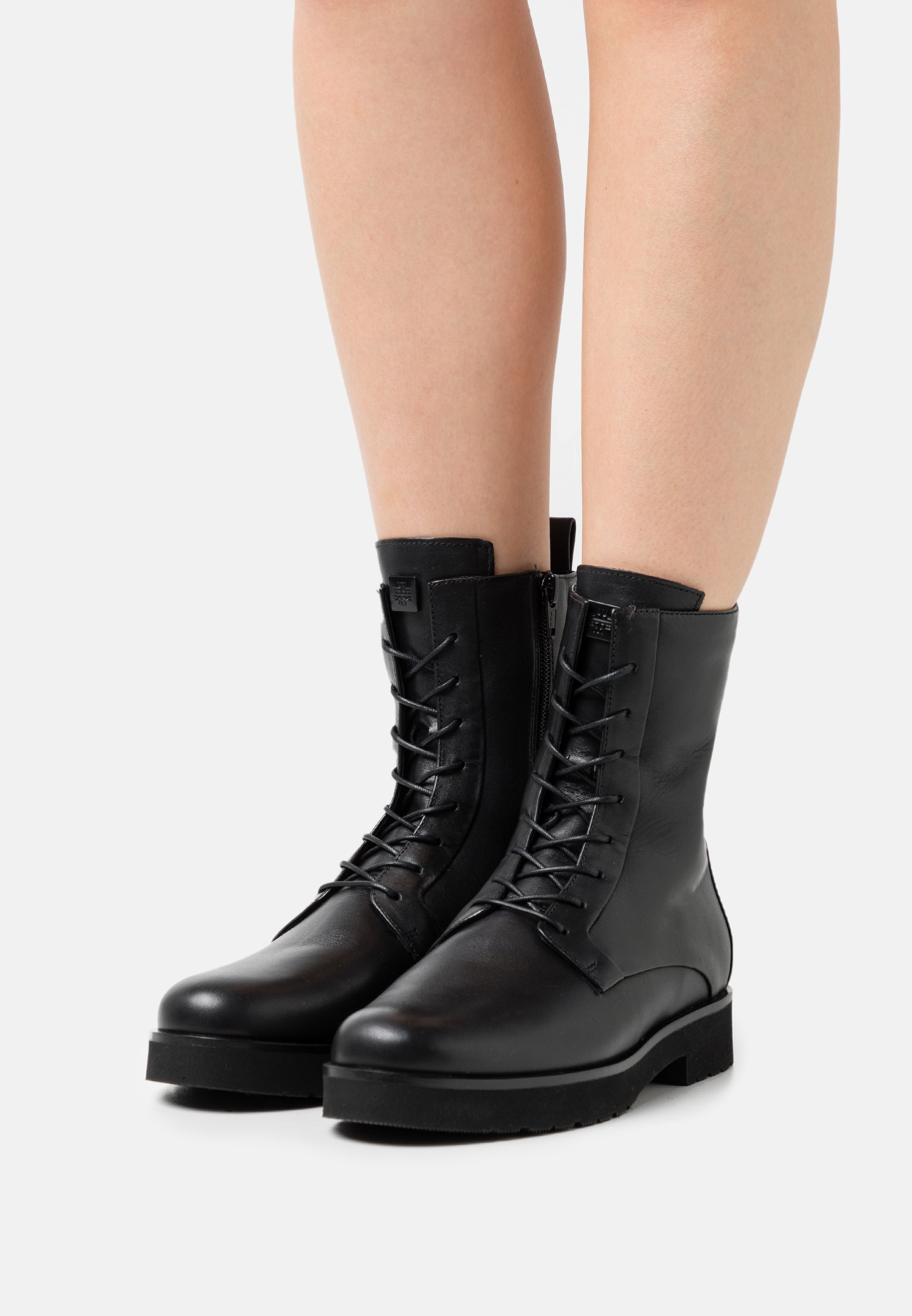 Women CHALLENGER - Platform ankle boots