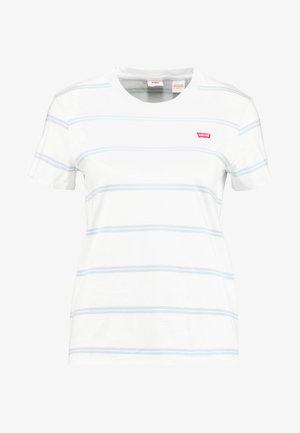PERFECT TEE - Camiseta estampada - alyssa cloud dancer