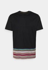 Paul Smith - OVERSIZE - T-shirt print - black - 4