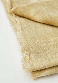 PULL&BEAR - Sjaal - beige - 4