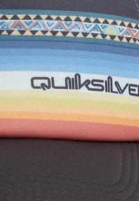 Quiksilver - SUN FADED - Cap - india ink - 4