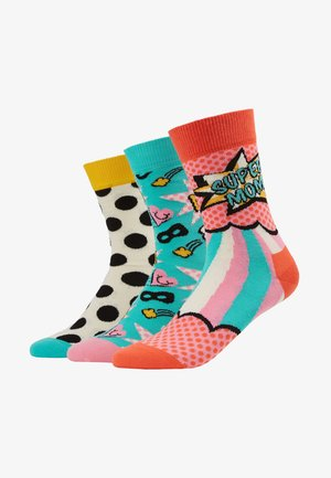 MOTHER'S DAY GIFT BOX 3 PACK - Socks - multi-coloured