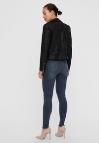Vero Moda - VMKERRIULTRA  - Faux leather jacket - black - 2