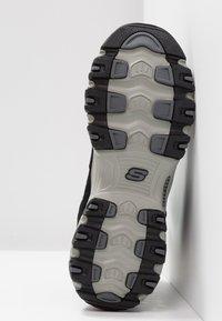 Skechers - D'LITES - Snørestøvletter - black - 6