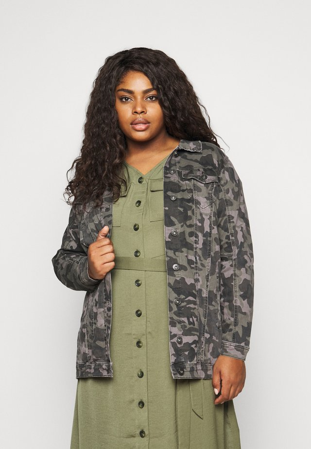 JCHERISH - Denim jacket - camouflage