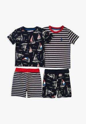 2PACK - Bas de pyjama - blue