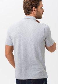 BRAX - STYLE PETE - Polo shirt - platinum - 2