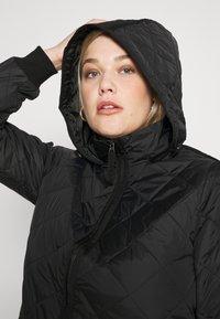 Zizzi - Classic coat - black - 3