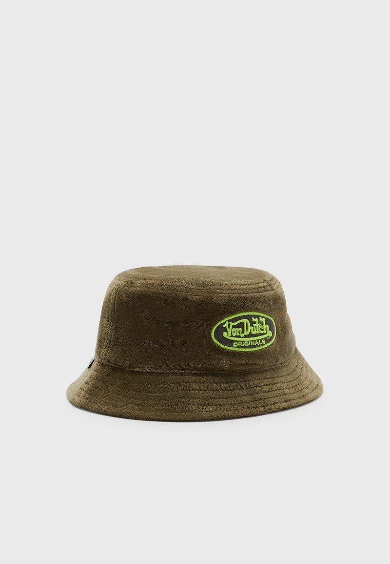 Von Dutch - BUCKET UNISEX - Hatt - green