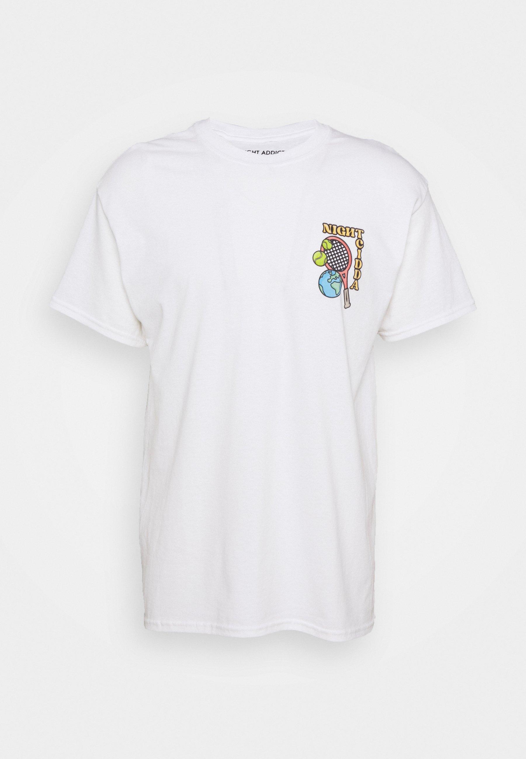 Men TENNIS - Print T-shirt