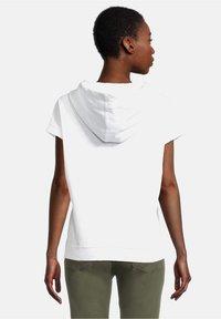 Cartoon - Print T-shirt - white/grey - 2