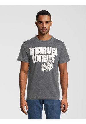 MARVEL - T-shirt print - dunkelgrau