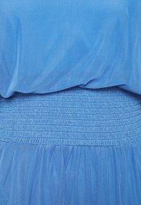 Bruuns Bazaar - THORA ELLIEA DRESS 2-IN-1 - Day dress - blue sky - 7