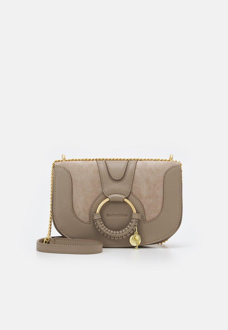 See by Chloé - Hana evenning bag - Kabelka - motty grey