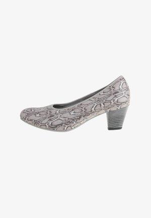 AMANDA - Classic heels - weiß