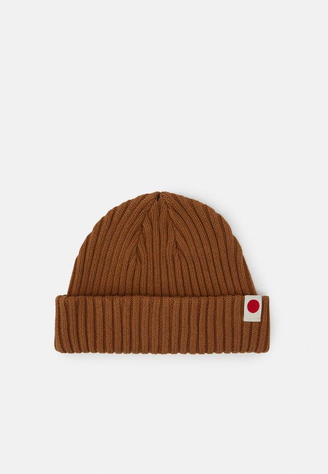 JACRDD SHORT BEANIE - Mütze - rubber