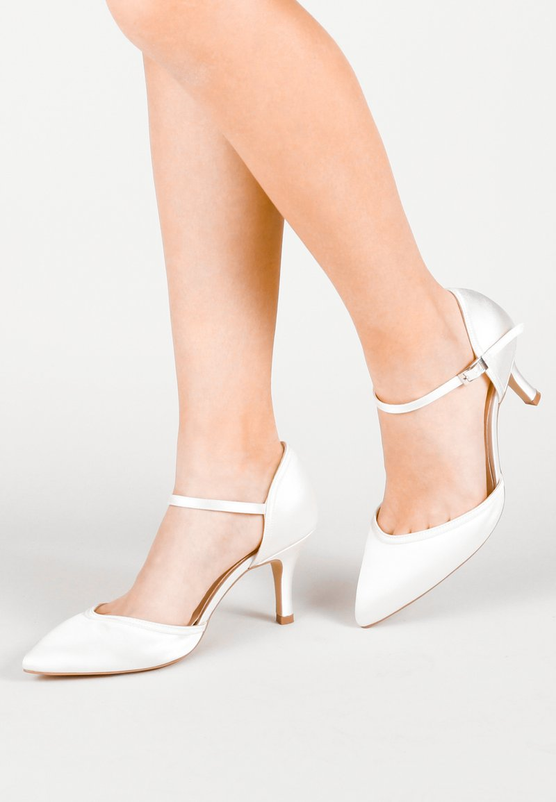 Paradox London Pink - Classic heels - white