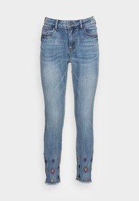 Desigual - MIA - Skinny džíny - blue - 3