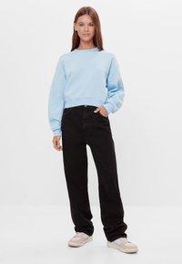 Bershka - Sweatshirt - light blue - 1