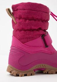 Lurchi - FINN - Winter boots - burgundy - 2