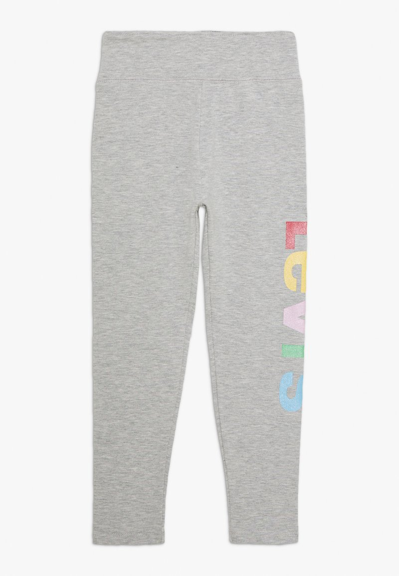 Levi's® - HIGH RISE GRAPHIC - Leggings - Trousers - light gray heather