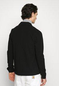 Samsøe Samsøe - WORKER JACKET - Summer jacket - black - 2