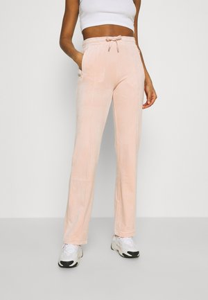 TINA - Tracksuit bottoms - pale pink