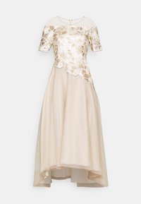 Adrianna Papell - EMBROIDERED GOWN - Abito da sera - champagne/ivory - 3