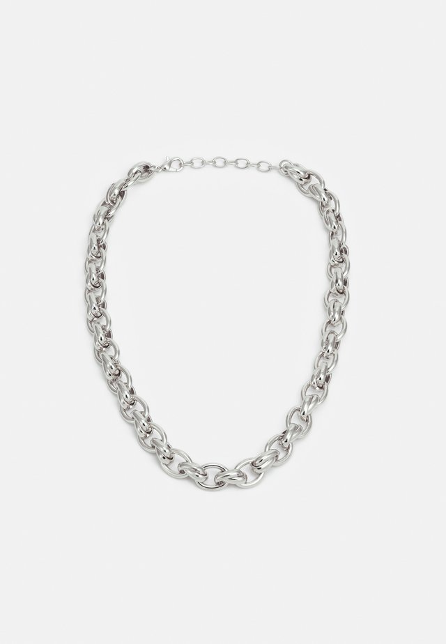 ONLSARA NECKLACE - Collier - silver-coloured