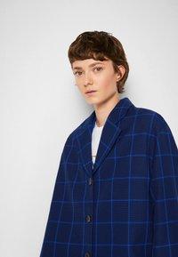 PS Paul Smith - COAT - Classic coat - blue - 5