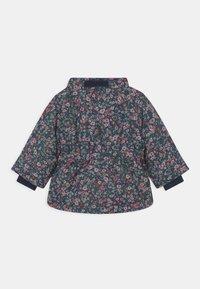 Name it - NBFMAXI JACKET PETIT FLOWER - Winter coat - dark sapphire - 2