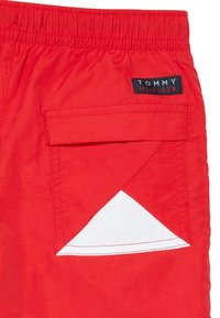 Tommy Hilfiger - MEDIUM DRAWSTRING - Shorts da mare - red - 3