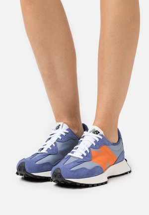 WS327 - Sneakers - magnetic blue