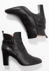 Unisa Wide Fit - UMBRIAWD - Ankle Boot - black - 3