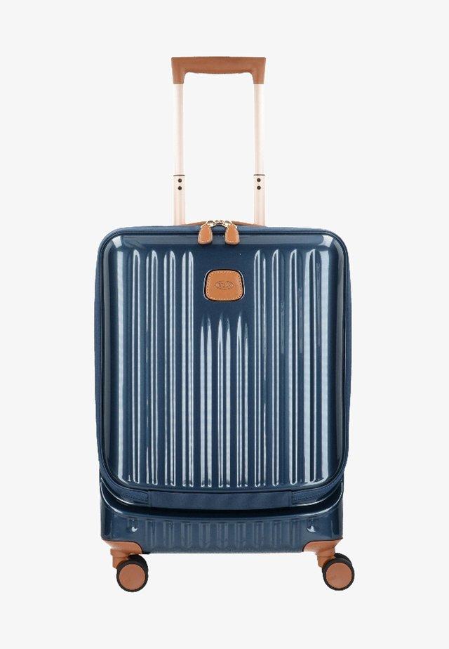 Wheeled suitcase - night blue