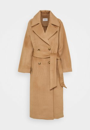 PREIKE COAT - Trench - camel