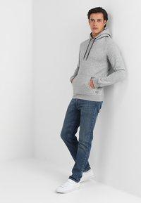 Cars Jeans - KIMAR HOOD - Hoodie - grey melee - 1