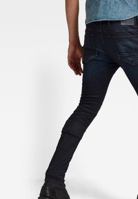 G-Star - AIRBLAZE 3D SKINNY - Jeans Skinny Fit - worn in nightfall - 1