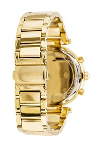 Michael Kors - PARKER - Hodinky se stopkami - gold-coloured - 2