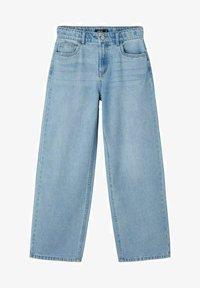 LMTD - Relaxed fit jeans - light blue denim - 0