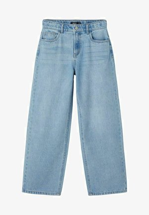 Jeans baggy - light blue denim