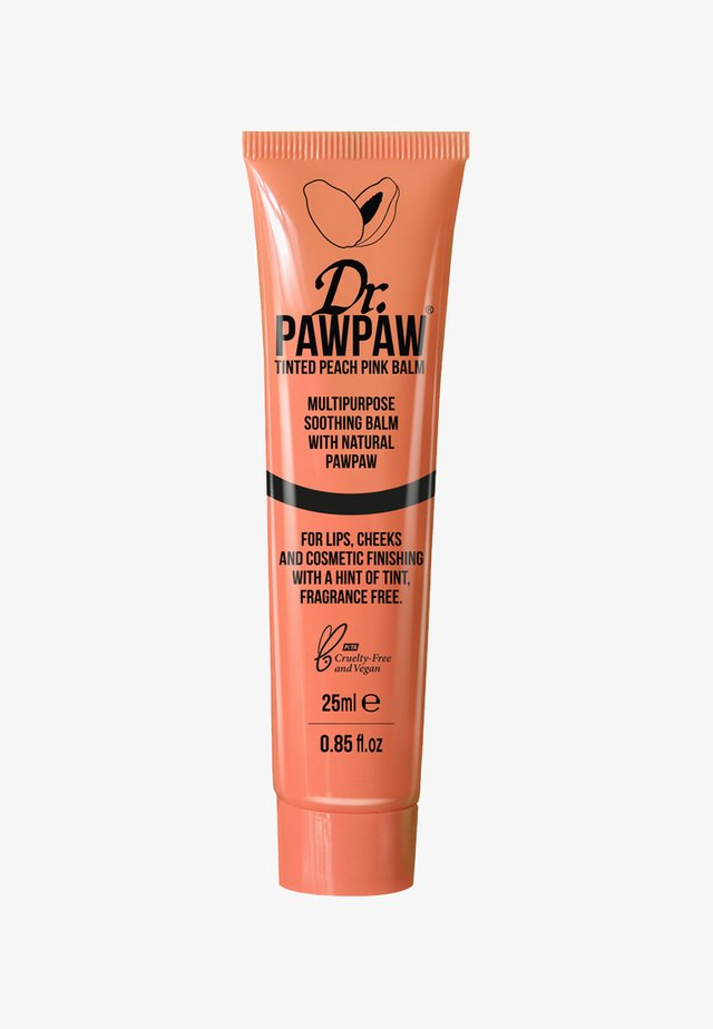 TINTED BALM 25ML - Lippenbalsem - peach pink