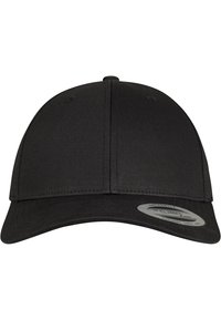 Flexfit - CURVED BANDANA TIE SNAPBACK - Cap - black - 4