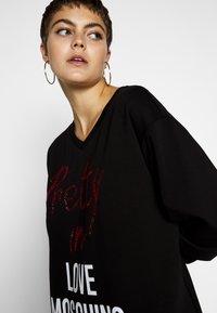 Love Moschino - Robe d'été - black - 4