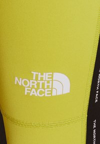 The North Face - TIGHT - Leggings - Trousers - citronelle green - 5