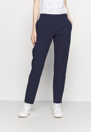 LINKS PANT - Spodnie materiałowe - dark blue