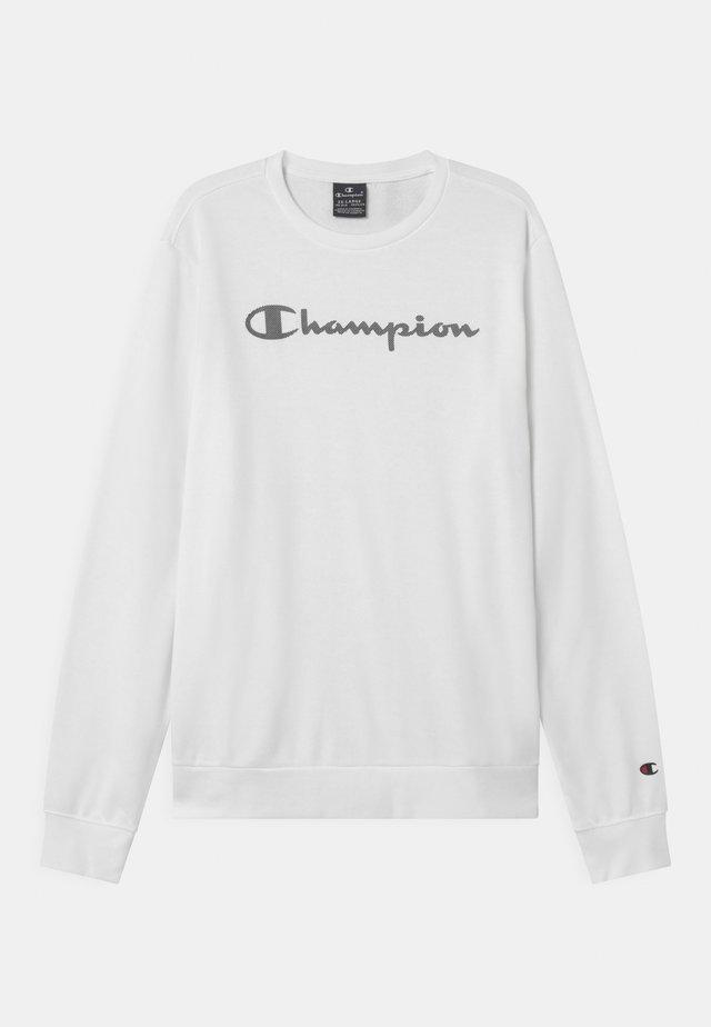 LEGACY AMERICAN CLASSICS CREWNECK UNISEX - Sweatshirt - white